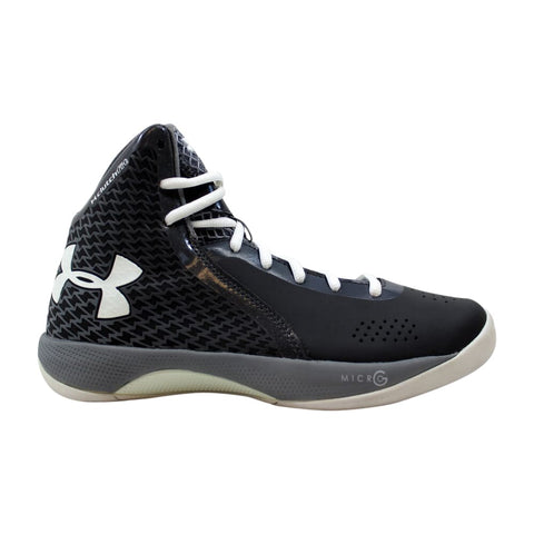 Under Armour Micro G Torch 3 Stealth/Charcoal-White  1256436-035 Men's