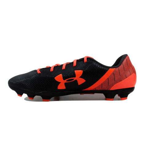 Under Armour SF Flash FG Black/Red 1256746-002 Men's