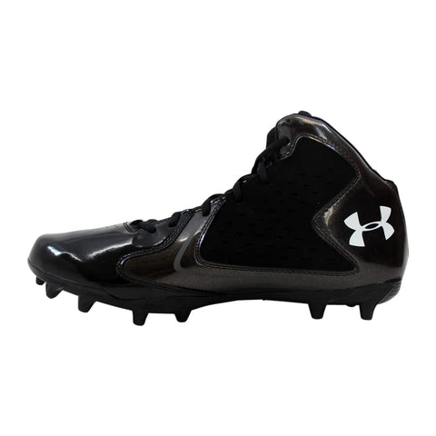 Under Armour Fierce Phantom Mid MC Black/Black  1258025-001 Men's