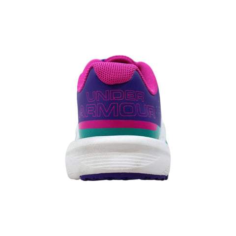 Under Armour UA GPS Primed Rose Lunaire/Zeste Pourpre/Neptune  1273996-878 Pre-School