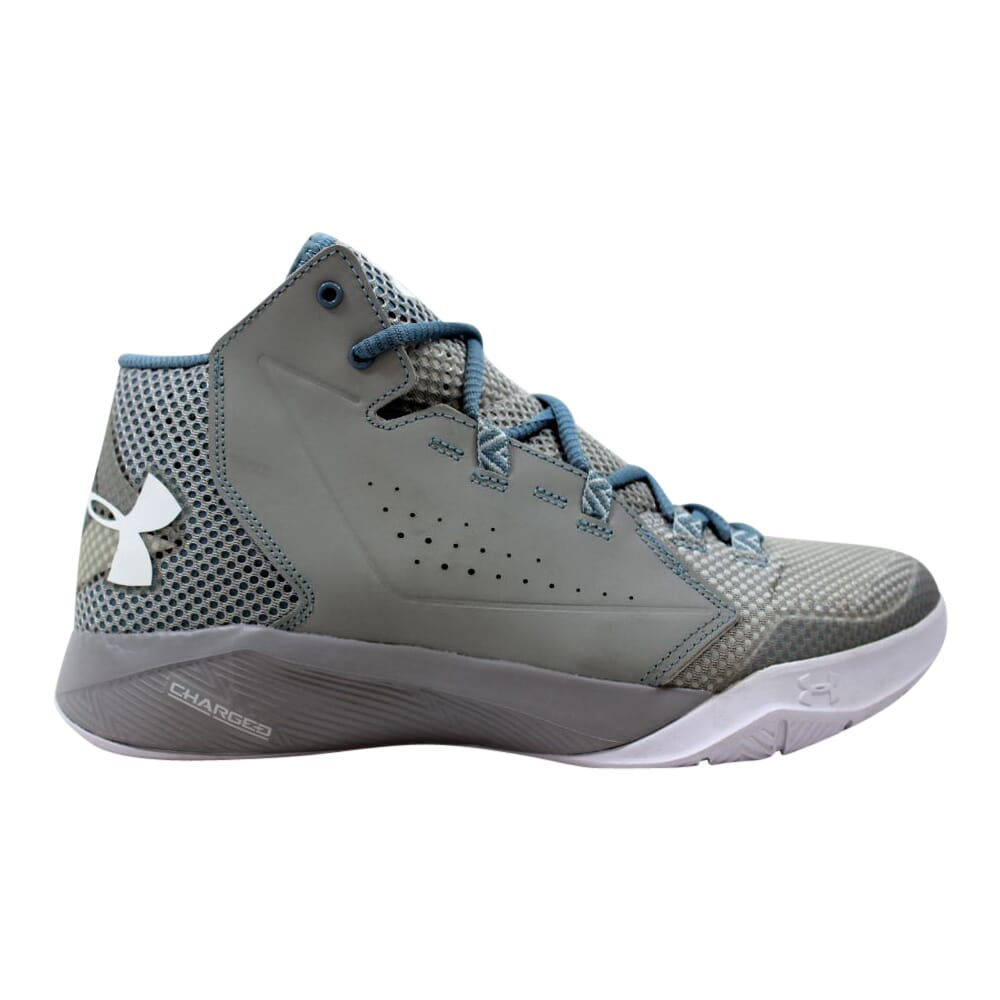 Under Armour Torch Fade Aluminum/SDR-White  1274423-052 Men's
