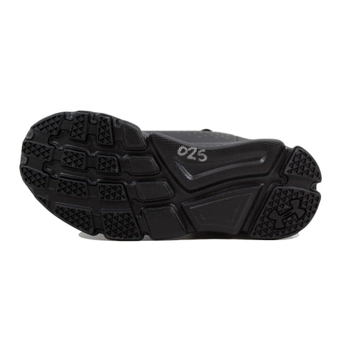 Under Armour GPS Rave RN Black/Black 1285437-002 Pre-School