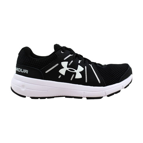 Under Armour UA W Dash RN 2 Black/White-White 1285488-001