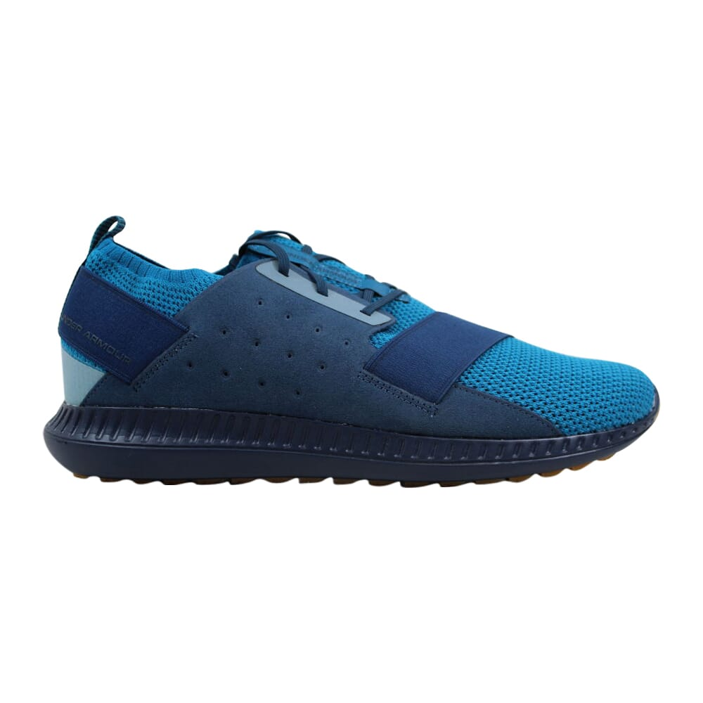 Under Armour Threadborne Shift Bayou Blue/True Ink 1302504-301 Men's