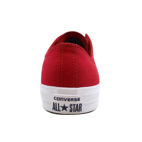 Converse Chuck Taylor II OX Salsa Red/White  150151c Men's