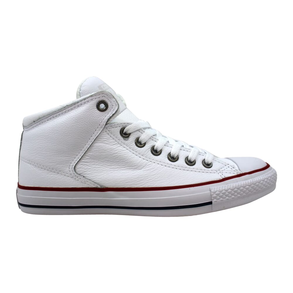 Converse Chuck Taylor All Star High Street White/Garnet  151053C Men's