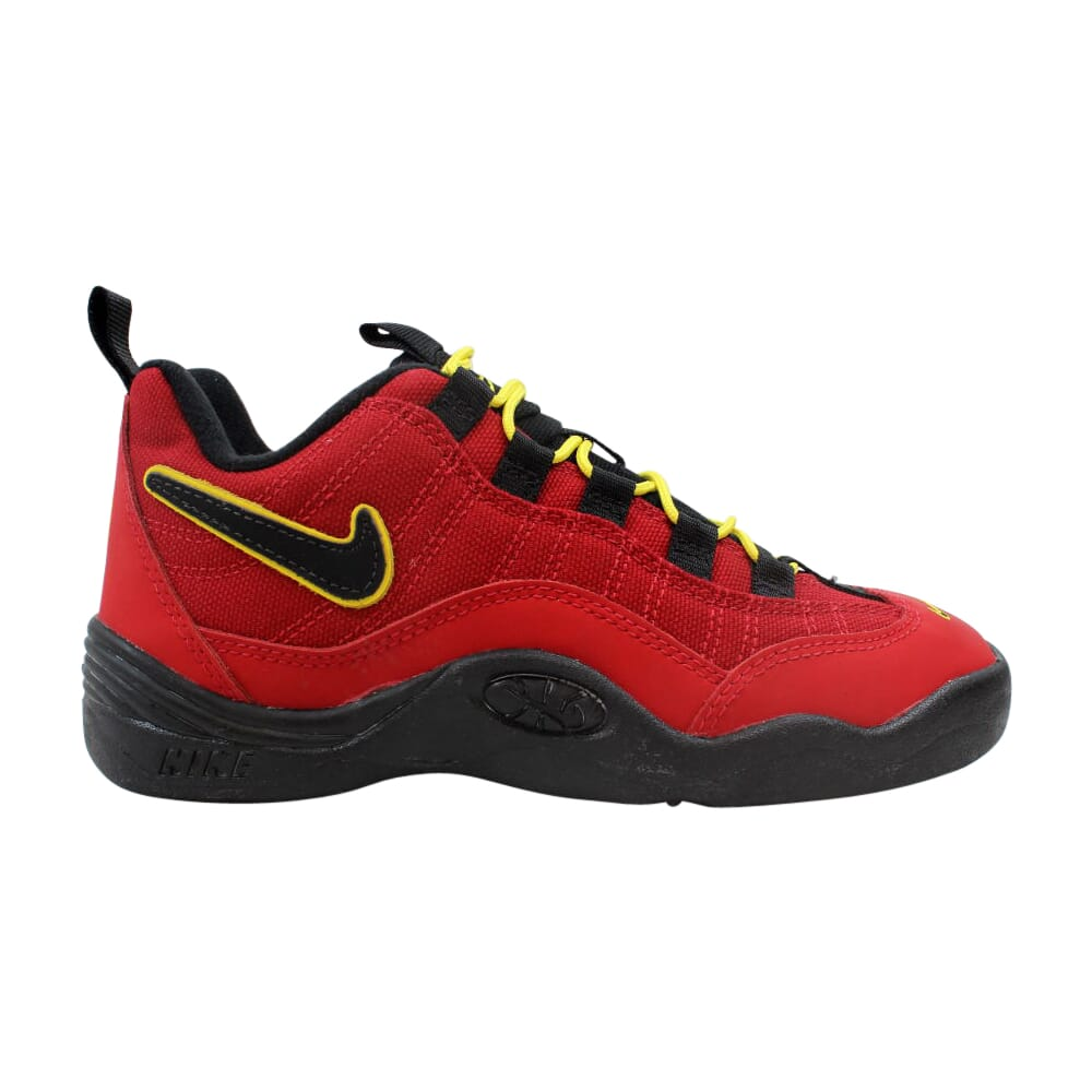 Nike B-que BG Varsity Red/Black-Varsity Maize  153305-601 Grade-School