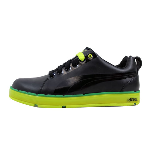Puma HC Lux LE Golf Black/Lime Punch-Amazon 186093-01 Men's