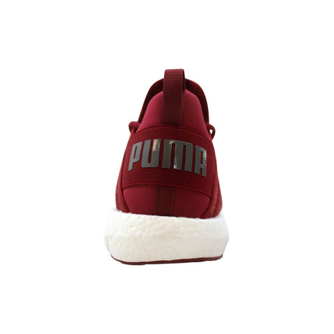 Puma Mega NRGY Knit Red  190368-03 Men's