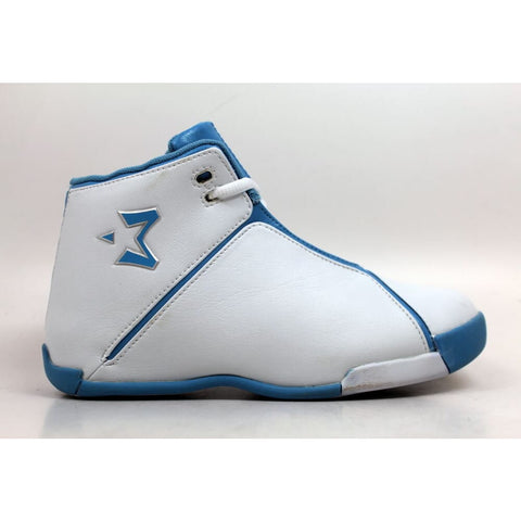 Starbury Starbury One White/Surf Blue 20260 Grade-School
