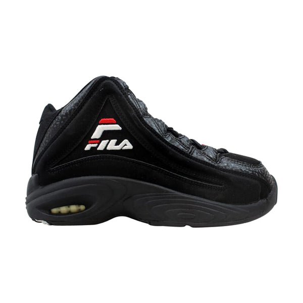 Fila B's Grant Hill IV 4 Black/White-Red  3-B256F-970 Grade-School