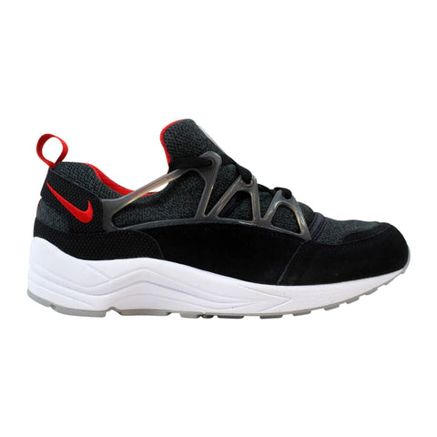 Nike Air Huarache Light Black/university Red-wolf Grey  306127-006 Men's