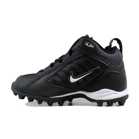 Nike Land Shark Mid Black/White 313400-011 Pre-School