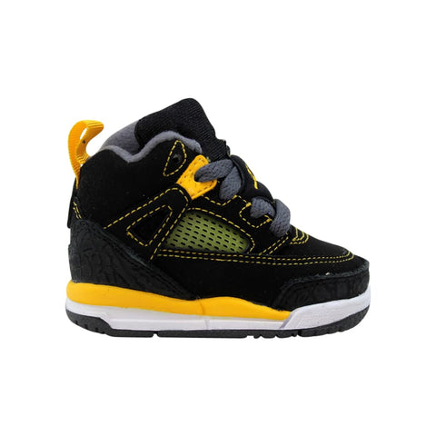 Nike Air Jordan Spizike Black/university Gold-dark Grey-white  317701-030 Toddler