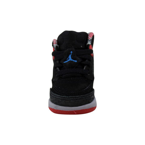 Nike Air Jordan Spizike Black/Varsity Red-Cement Grey-Military Blue  317701-062 Toddler