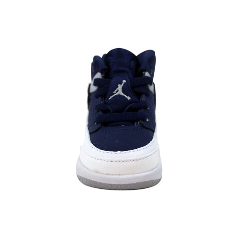 Nike Air Jordan Spizike Midnight Navy/Metallic Silver  317701-406 Toddler