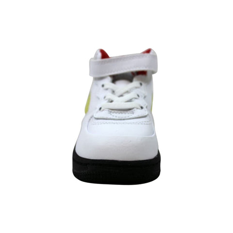 Nike AJF 5 V White/Varsity Red-Black  318611-161 Toddler