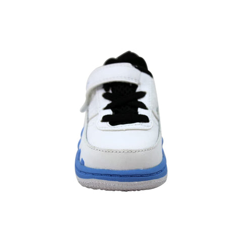 Nike AJF 9 White/Black-University Blue  352740-101 Toddler