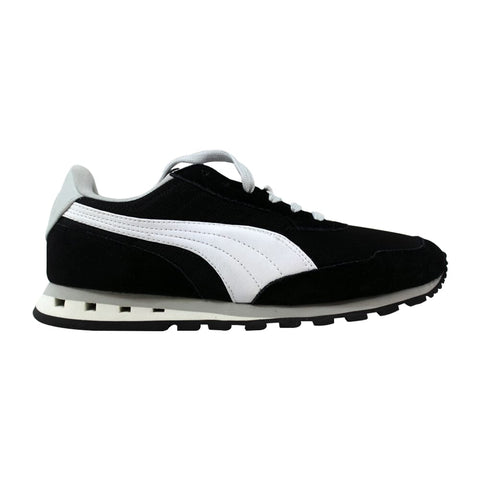 Puma Kabo Runner Black/White-Gray Violet 352986-03 Men's