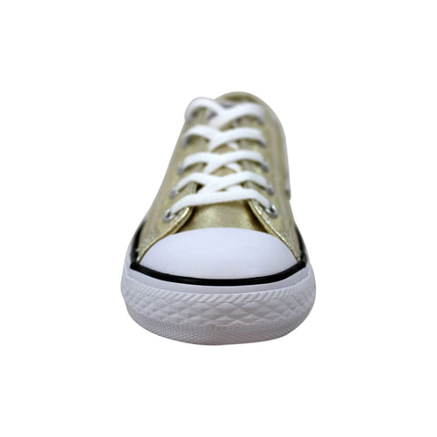 Converse Chuck Taylor All Star Ox Light Gold/White-Black  353181F Pre-School