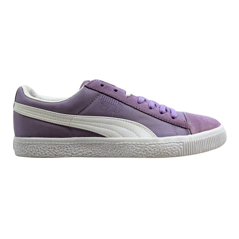 Puma Clyde X Undftd Ballistic CB Orchid Bloom Purple/White 353920-04 Men's