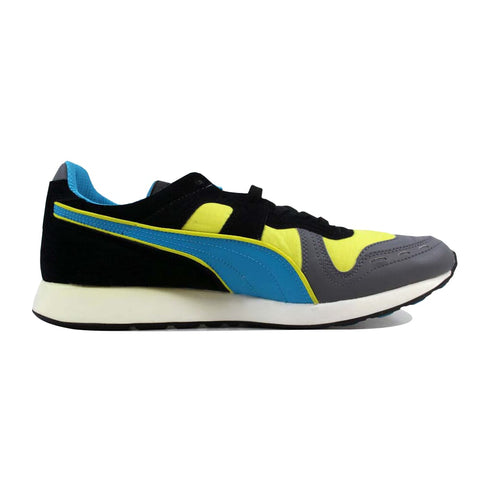 Puma RS100 LL Yellow/Steel-Hawaiian-Black 356336-01 Men's
