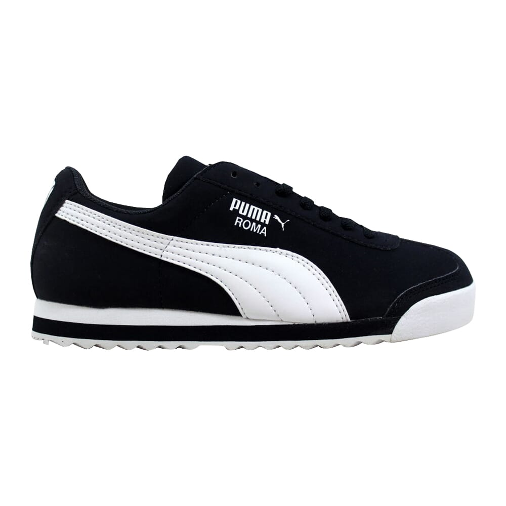 Puma Roma SL NBK Jr New Navy/White 356349 03 Grade-School
