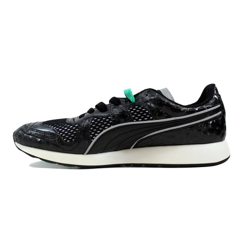 Puma RS100 OP Lux Black/Electric Green 356708 01