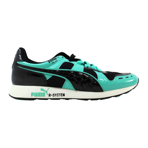 Puma RS100 Opulence Black/Electric Green 356864-02 Men's