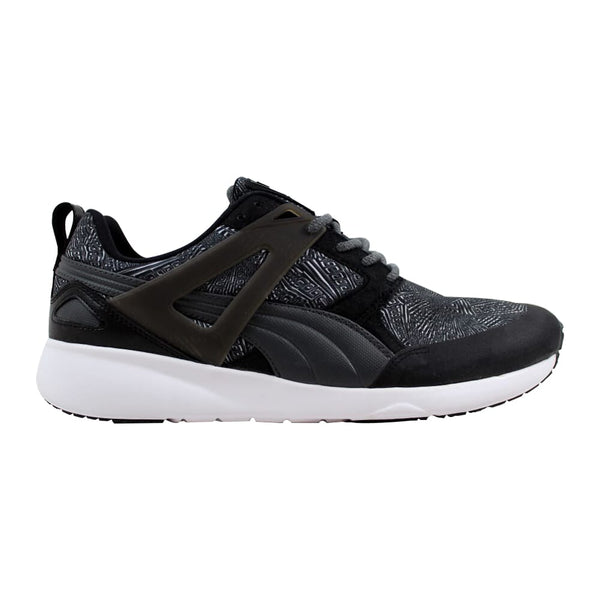Puma Ariel Graphic Black/Dark Shadow 359339-01 Men's