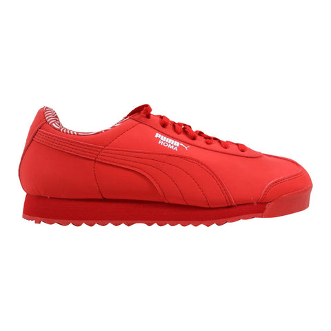 Puma Roma NM Jr High Risk Red/White 360459 05 Grade-School