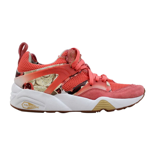 Puma Bog X Careaux X Graphic Porcelain Rose/Rose-White  361525-01 Men's