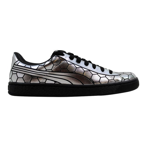 Puma Basket Classic Metallic Puma Black 362023-03 Women's