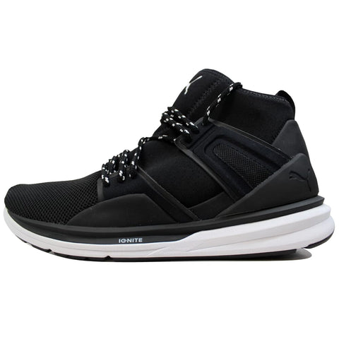 Puma BOG Limitless Hi Black/Black-White Blaze Of Glory 363126-01 Men's