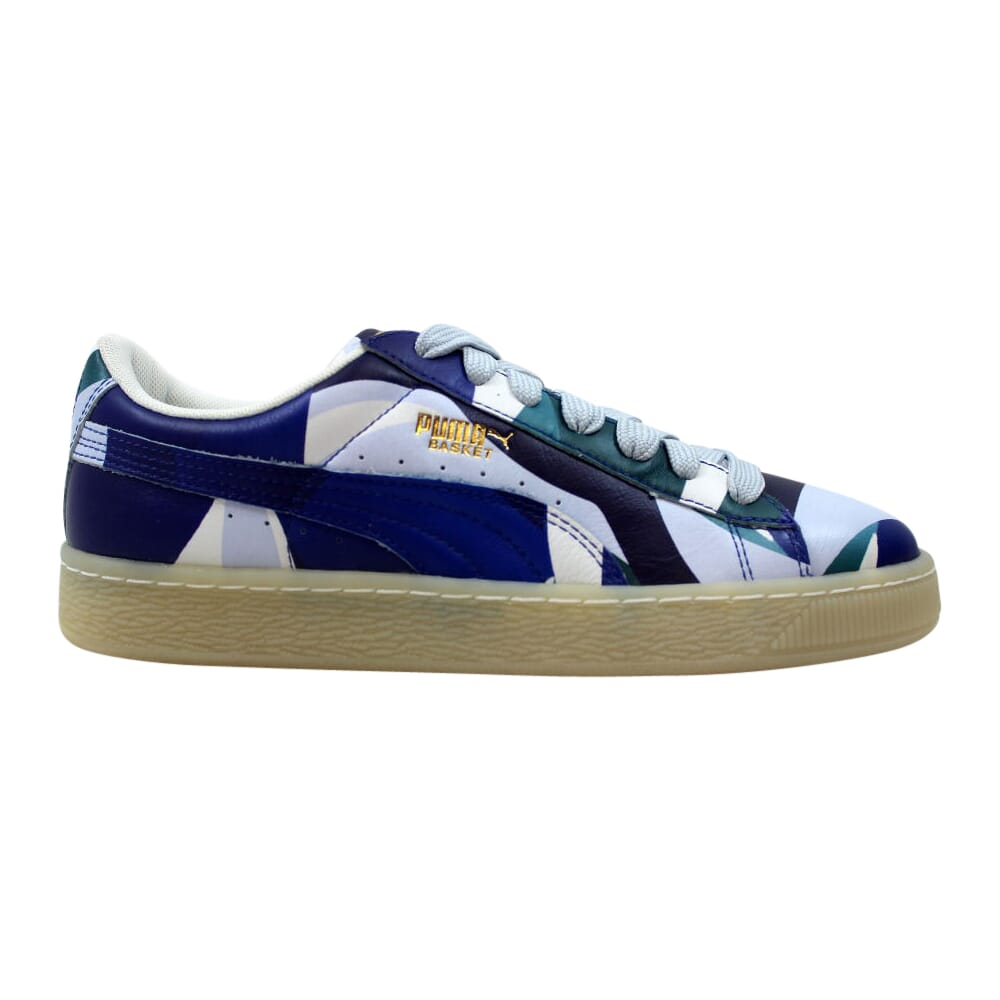Puma Puma X Careaux Basketgraphic Twilight Blue-Halogen Blue  363435-01 Men's