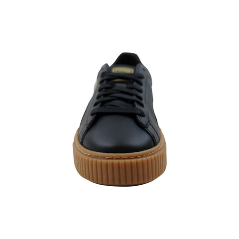 Puma Basket Platform Core Puma Black  364040-02 Women's