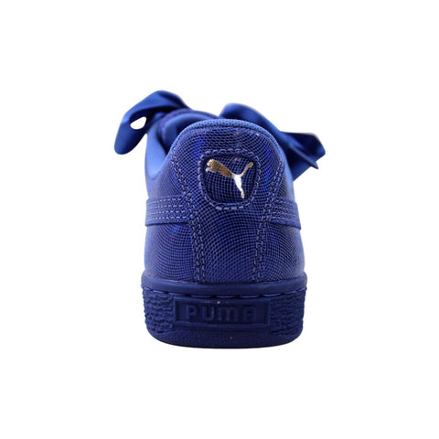 Puma Basket Heart NS Baja Blue/Baja Blue  364108-03 Women's