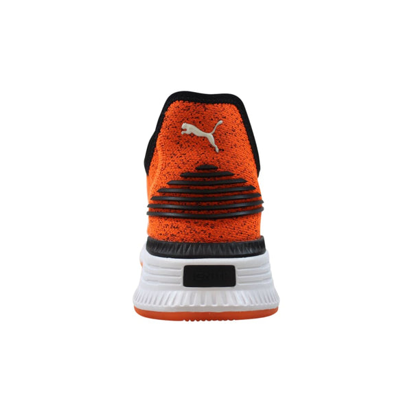 Puma Avid evoKnit Shocking Orange/Black-White  365392-09 Men's