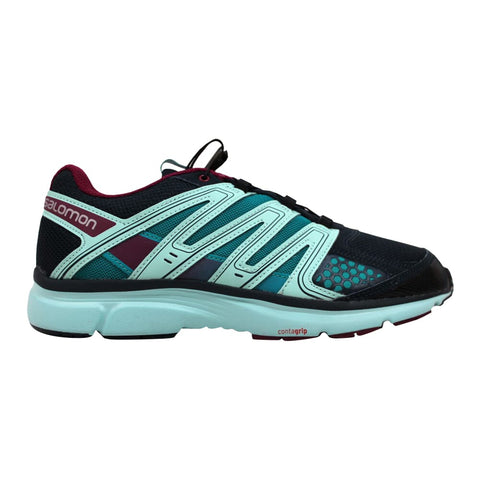 Salomon X Mission 2 W Deep Blue/Igloo Blue-Mystic Purple 373328-30-W0 Women's