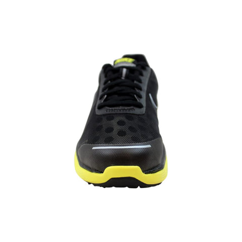 Nike Lunarswift 2 Black/Sync Yellow-Metallic Silver  443966-002 Grade-School