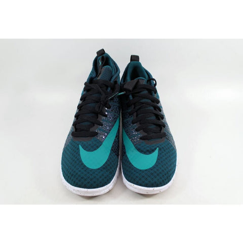 Nike Free Hypervenom 2 FC Midnight Turquoise/Rio Teal-Black-White Mismatched Sizes 747140-300 Men's