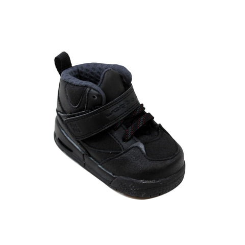 Nike Air Jordan Flight 45 TRK TD Black/Black-Grey  467931-001 Toddler
