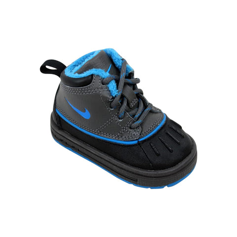 Nike Woodside GT Black/Imperial Blue-Midnight Fog  486893-040 Toddler