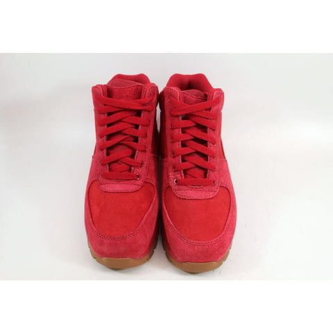 Nike Air Max Goadome Gym Red/Gym Red-Gum Medium Brown 311567-602 Grade-School