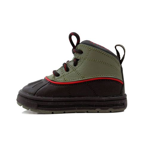 Nike Woodside 2 High Black Tea/Black-Medium Olive-Gym Red  524874-236 Toddler