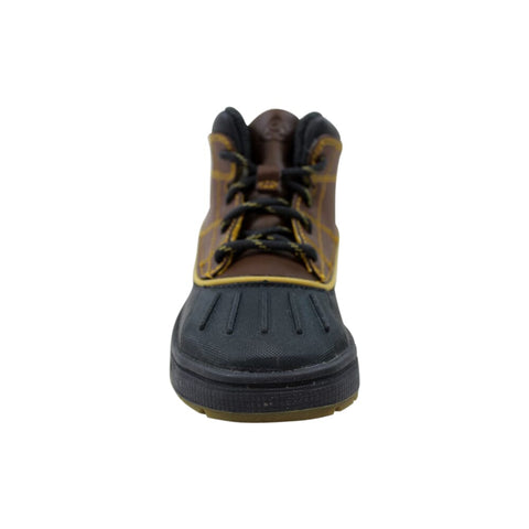 Nike Woodside 2 High Dark Gold Leaf-Anthracite  524874-700 Toddler