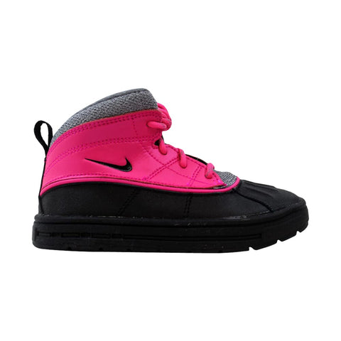Nike Woodside 2 High Pink Foil/Black-Cool Grey  524878-600 Toddler