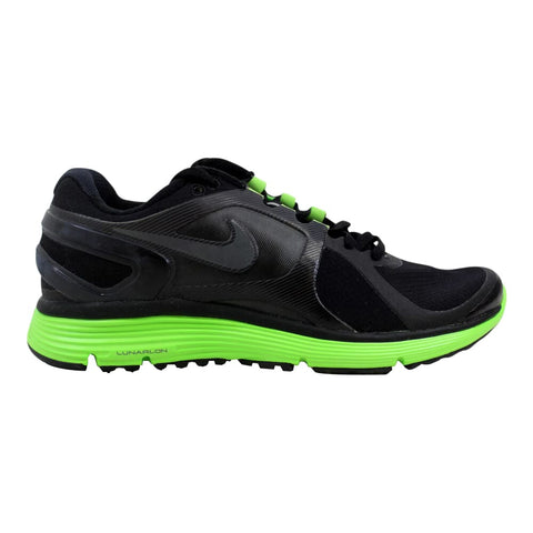 Nike Lunareclipse+ 2 Shield Black/Dark Grey-Electric Green 537918-003