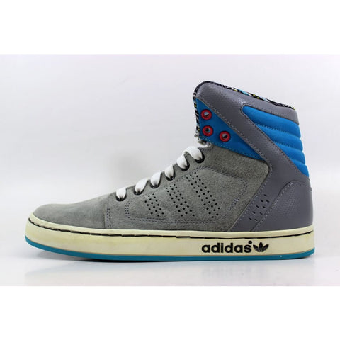Adidas Adi High EXT J Grey/Grey-White G65893 Grade-School