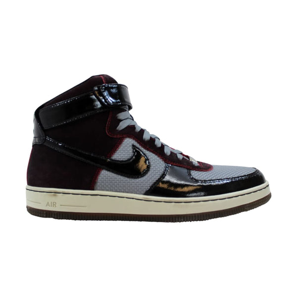 Nike AF1 Downtown Hi Noble Red/Black-Fusion Red-Black  574887-600 Men's